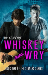 Whiskey and Wry cover