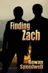 Finding Zach cover