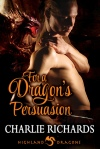 For A Dragon's Persuasion cover