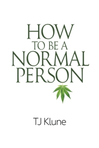 How To Be A Normal Person cover