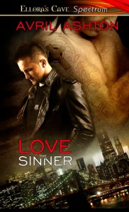Love the Sinner cover