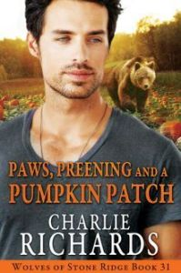 Paws, Preening and a Pumpkin Patch cover