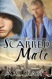 Scarred mate cover