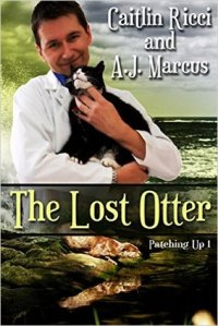 The Lost Otter cover