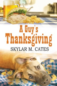A Guy's Thanksgiving cover
