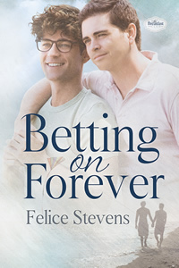 Betting on Forever cover