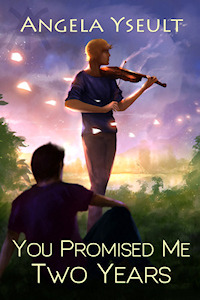 You Promised Me Two Years cover