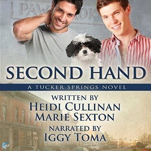Second Hand audiobook