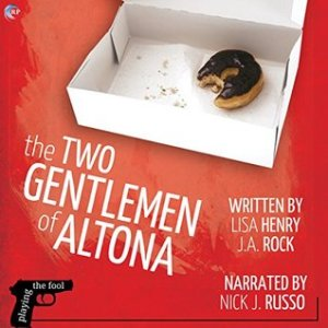 Two Gentlemen of Altona Audiobook