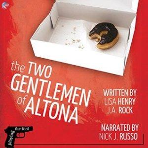 Two Gentlemen of Altona Audiobook