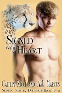 Signed with a Heart