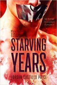 The Starving Years right cover