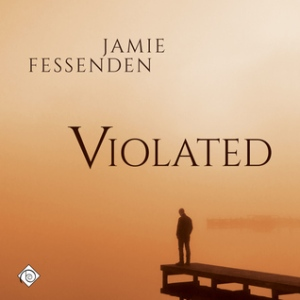 Violated audiobook cover
