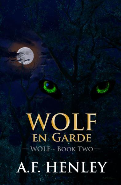 Wolf en Garde Front Cover