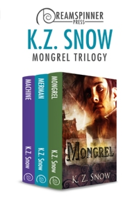 Mongrel Trilogy Bundle Cover