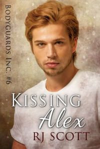 Kissing Alex