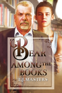 Bear Among the Books by TJ Masters