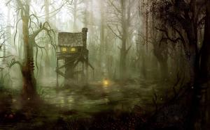 spooky-treehouse