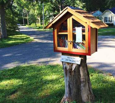 Little Free Library Scattered Thoughts And Rogue Words