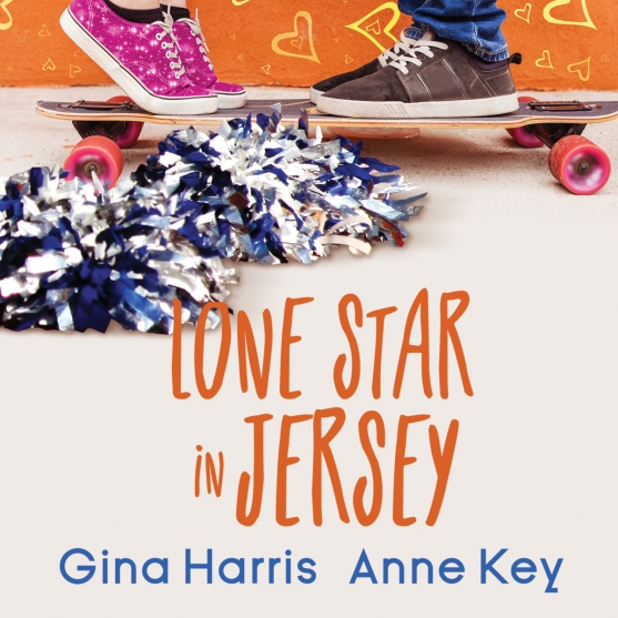 Gina Harris and Anne Key on Writing, Characters, and their