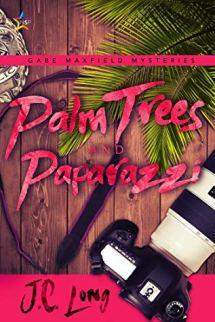 A MelanieM Review: Palm Trees and Paparazzi (Gabe Maxfield
